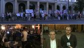 Kielce, Wrocław, Opole, Warszawa. Protesty w obronie niezależnych sądów