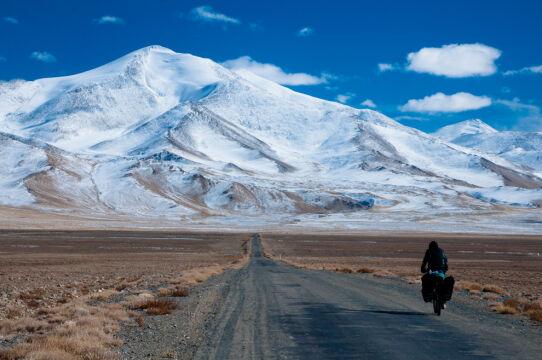 Tadżykistan. Droga przez Pamir