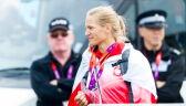 Brązowa Michalska płynie po złoto MP