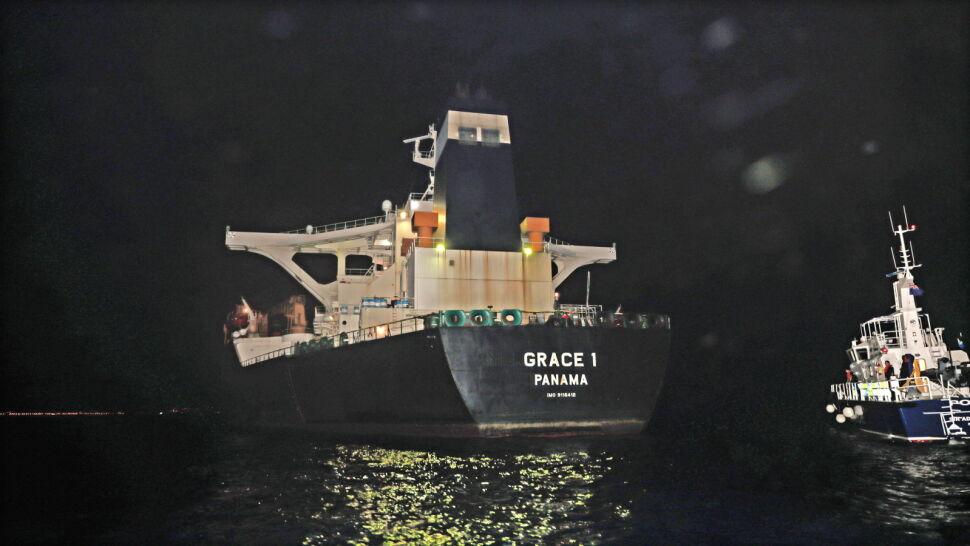 Kolejni członkowie załogi irańskiego tankowca zatrzymani