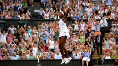 Sensacyjna 15-latka napisała kolejny rozdział na Wimbledonie