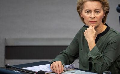 Ursula von der Leyen kandydatem na szefa Komisji Europejskiej