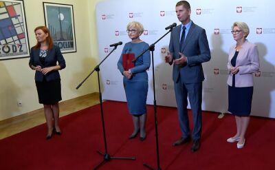Michałek pełnomocnikiem rządu do spraw wspierania wychowawczej funkcji szkoły i placówki