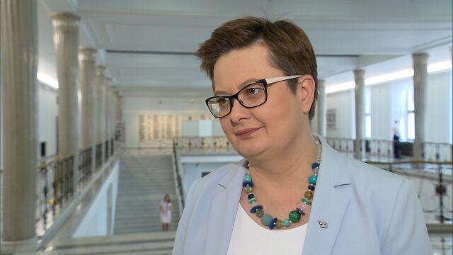 Lubnauer: przegrana Krasnodębskiego oznacza, że PiS nie ma żadnej siły