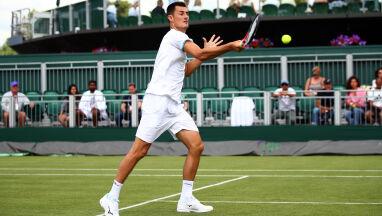 Demolka w Wimbledonie. Najkrótszy mecz od piętnastu lat