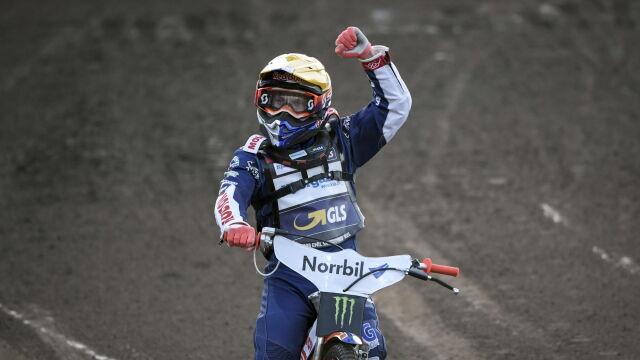 Grand Prix Szwecji dla Sajfutdinowa. Janowski na podium