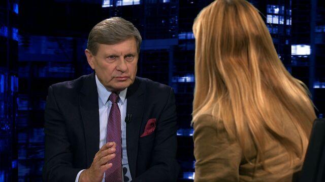 Balcerowicz o porażce Krasnodębskiego: to nie zemsta, tylko stosowanie zasad