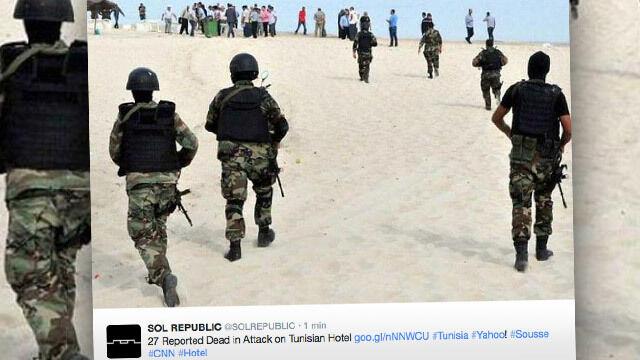 Polak w Susie: terroryści dostali się do hotelu przez plażę