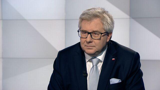 """Ryszard Czarnecki w """"Rozmowie Piaseckiego"""""""