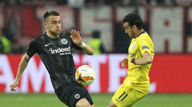 Eintracht zaskoczył Chelsea. Anglicy faworytem przed rewanżem