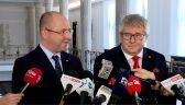 Kaczyński zaprosił współpracownika Junckera na kolację. Bielan: alkohole być może były