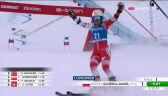 Fantastyczny 2. przejazd Maryny Gąsienicy-Daniel w slalomie gigancie w Kronplatz