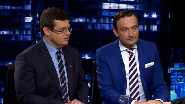 """Krystian Markiewicz i Maciej Mitera w """"Kropce nad i"""""""