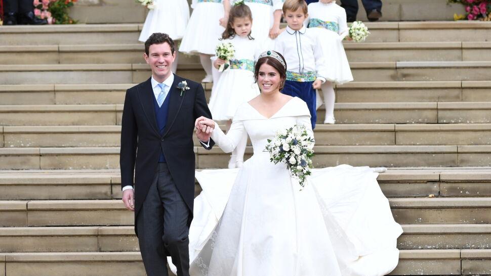 """""""Trochę więcej gości niż na weselu Harry'ego"""". Kolejny ślub w rodzinie królewskiej"""