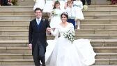 Wnuczka Elżbiety II wzięła ślub