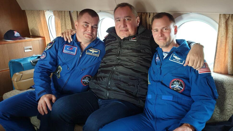 Astronauci z Sojuza dotarli do Moskwy. Szef Roskosmosu: chłopaki na pewno polecą