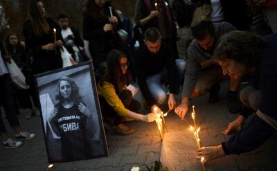 Bułgarzy w szoku po zabóstwie dziennikarki
