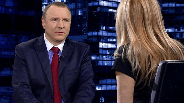 """Jacek Kurski był gościem Moniki Olejnik w """"Kropce nad i"""""""