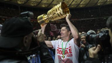 Kolejne wielkie wyróżnienie Lewandowskiego. Polak w Alei Gwiazd Pucharu Niemiec