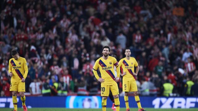 Były zawodnik Barcelony: to klub klaunów