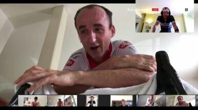 Kubica gotowy na 2. etap ORLEN e-Tour de Pologne Amatorów. Kluczowa będzie taktyka