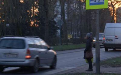 Wałcz: dwa lata czekają na zmiany na przejściu dla pieszych