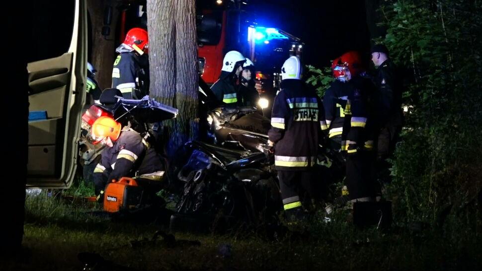 Siedem osób zabitych, ponad setka wypadków. Bilans pierwszej doby wakacji