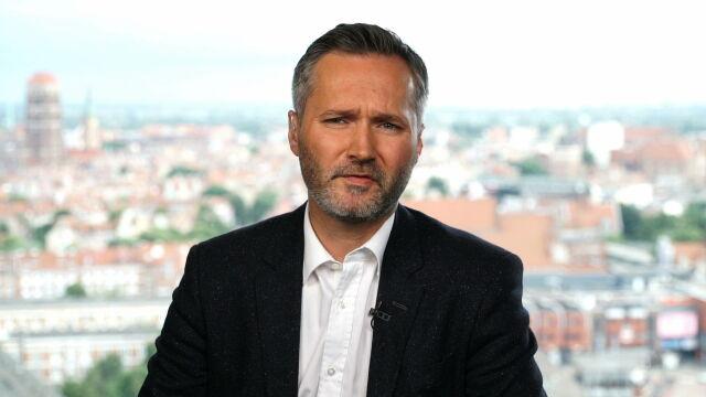 """Jarosław Wałęsa w """"Faktach po Faktach"""""""