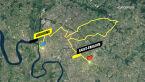 Trasa 20. etapu Tour de France 2021