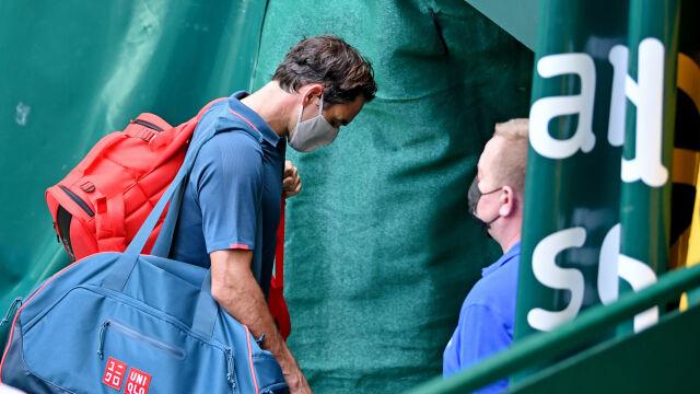 Kibice mają się czym martwić. Federer przegrał w swoim bastionie