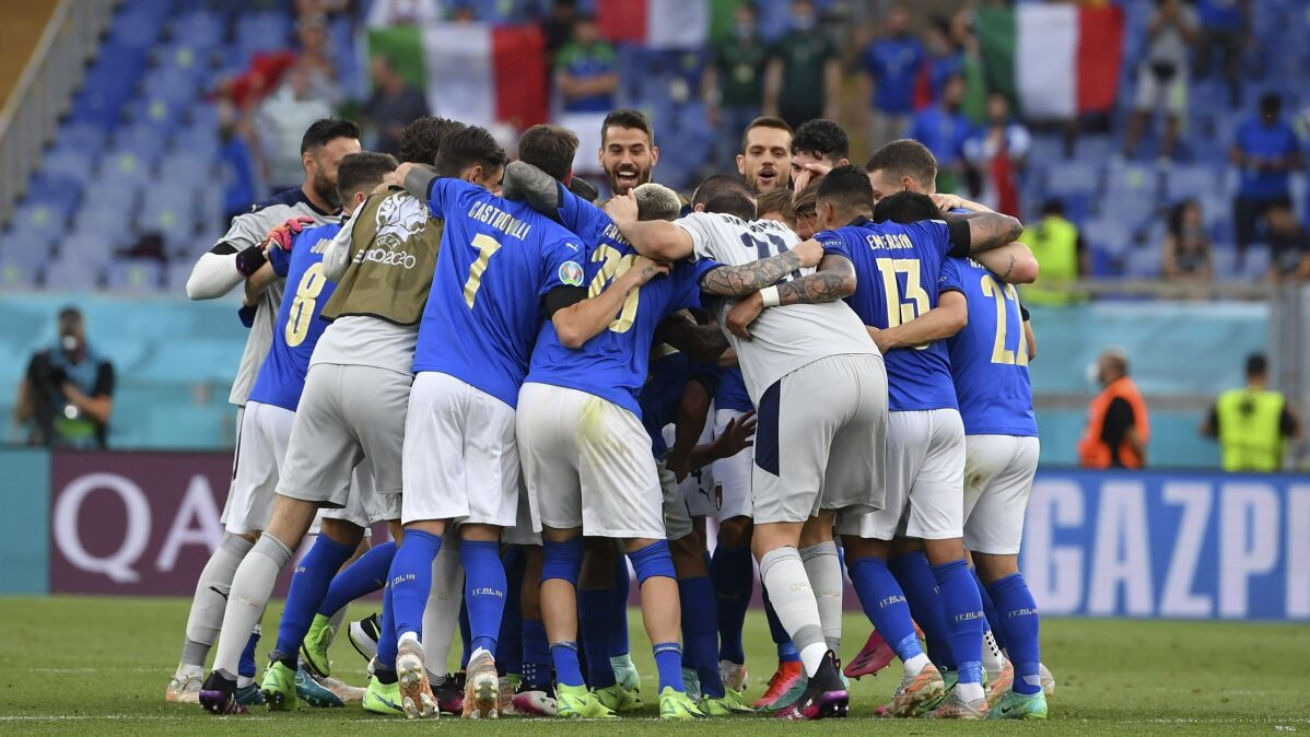 Historyczne chwile reprezentacji Włoch. Wyrównała 82-letni rekord