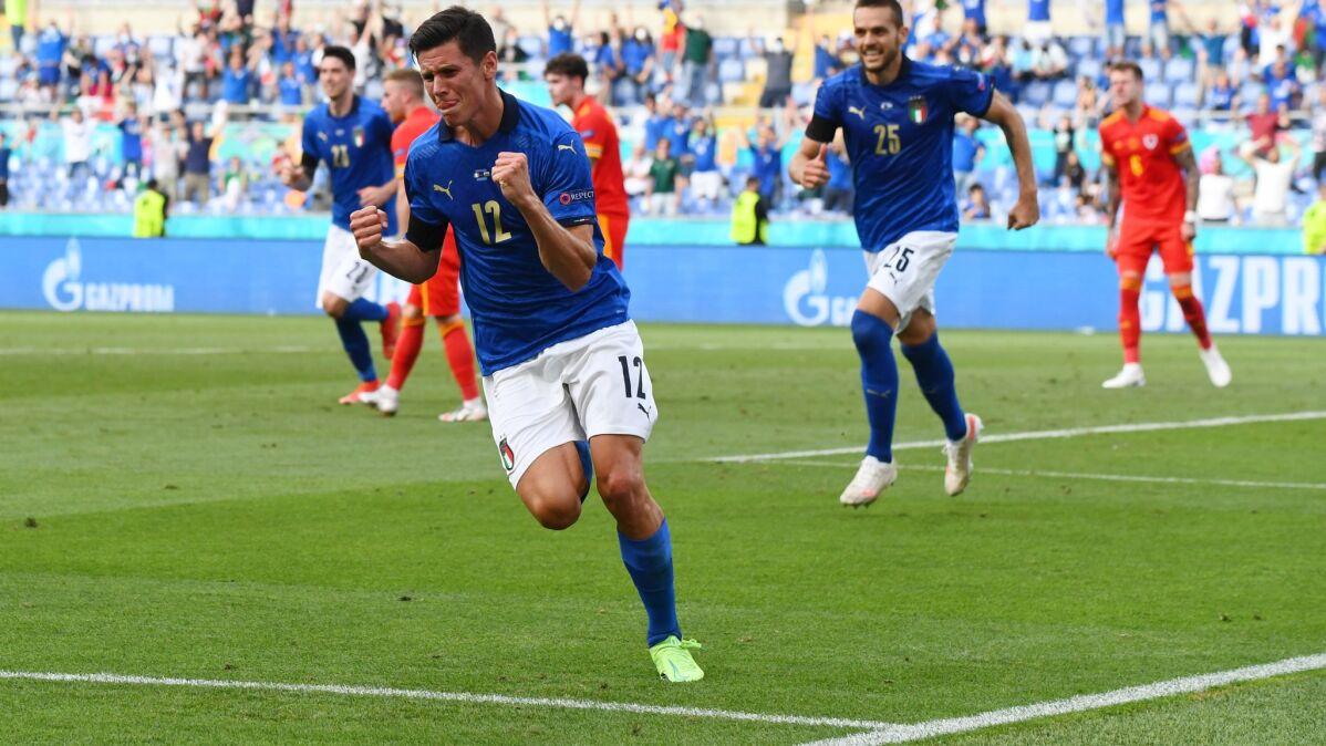 Kolejna wygrana Włochów. Fazę grupową skończyli z imponującym bilansem