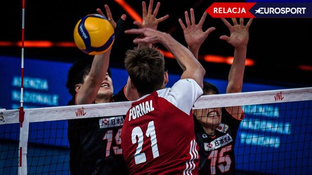 Polska - Japonia (RELACJA)