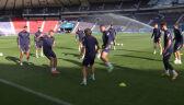 Trening Chorwacji przed meczem z Czechami w fazie grupowej Euro 2020