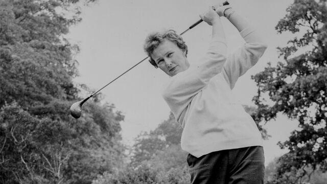 """Nie żyje legendarna golfistka. """"Nikt nie uderzał tak jak Mickey"""""""