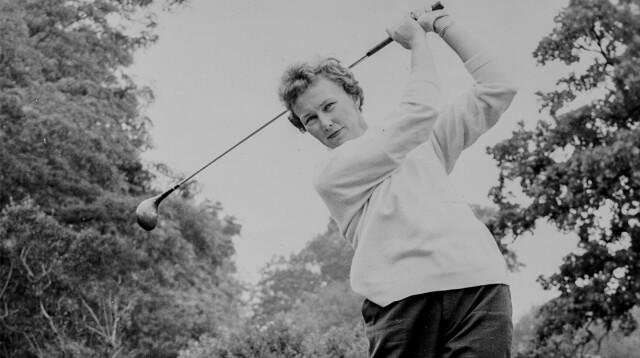 Nie żyje legendarna golfistka.