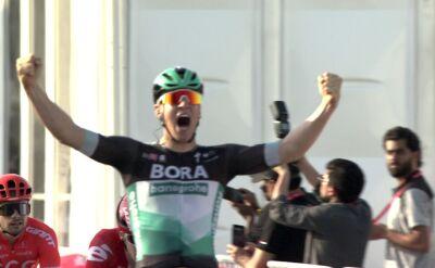 Ackermann wygrał 1. etap UAE Tour