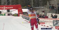 Riiber wygrał niedzielne zawody kombinacji norweskiej w Trondheim