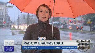 Białystok po godz. 7:00