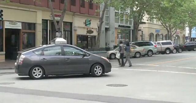 Auta bez kierowcy.  Już niedługo legalne?