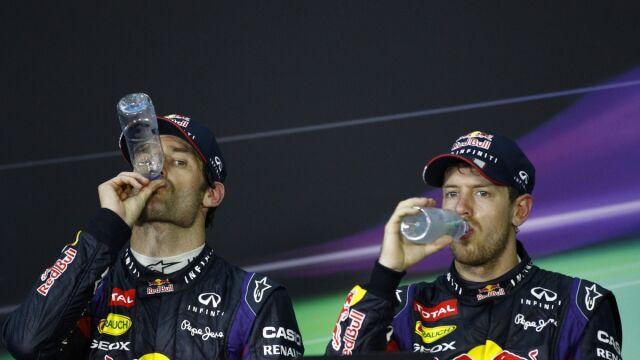 "Vettel ma w nosie rozkazy Red Bulla. Zignoruje ""Multi-21"""