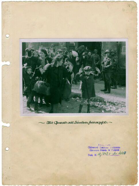 Raport Stroopa str. 203