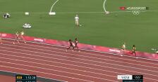 Tokio. Cały bieg Jóźwik w półfinale 800 m kobiet