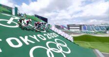 Tokio. Skrót ćwierćfinałów w kolarstwie BMX mężczyzn