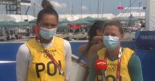 Tokio. Cała rozmowa ze Skrzypulec i Ogar po czterech wyścigach w klasie 470