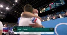 Tokio. Rosjanie zdobyli złoty medal w gimnastyce artystycznej mężczyzn