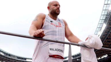 Smutne pożegnanie Małachowskiego.