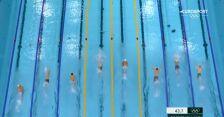 Tokio. Chmielewski awansował do półfinału wyścigu na 200 m w pływaniu st. motylkowym