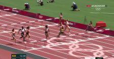Tokio. Siciarz z 6. pozycji awansowała do półfinału w biegu na 100 m ppł