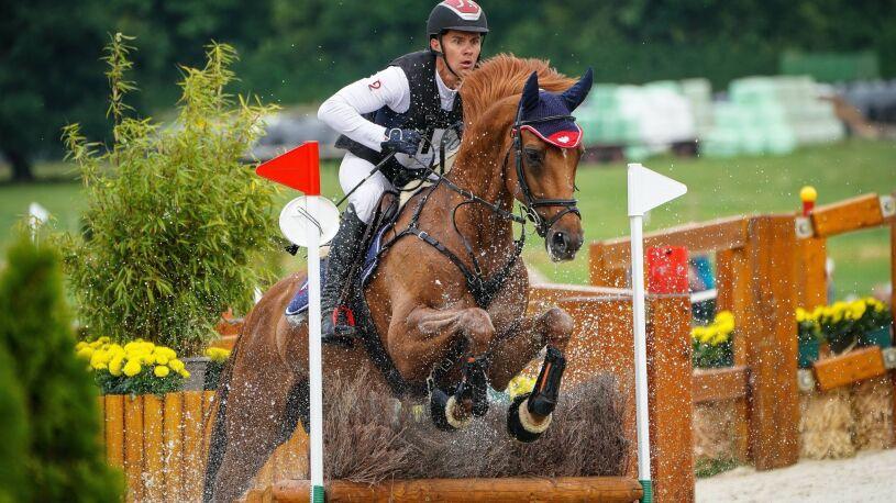 Koń nie przeszedł kontroli, Polak ma igrzyska z głowy